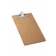 Clipboard MDF Legal Size - Metal Clip