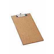 Clipboard MDF Legal Size - Wire Clip