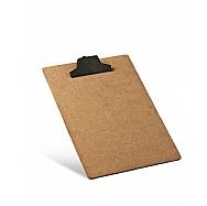Clipboard MDF Letter Size - Plastic Clip