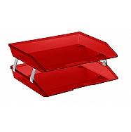 Facility Letter Tray Double