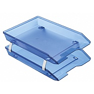 Facility Letter Tray Single Doble