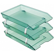 Facility Letter Tray Single Triple