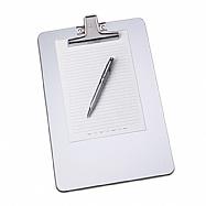 Aluminum clipboard letter size
