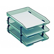 Traditional Letter Tray – Triple