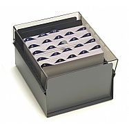 "Index Card Holder 7""x 10´´ (short)"