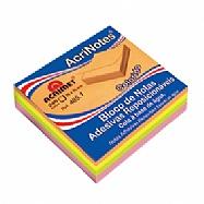 Acrinotes 51x51mm - colorido (240 fls)