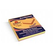 Acrinotes 76x76mm - colorido (100 fls)
