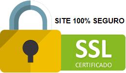 CERTIFICADO SSL - SITE 100% SEGURO